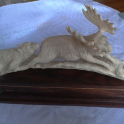 Moose  400rb